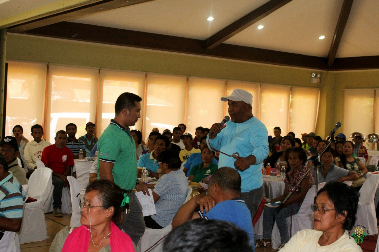 DA-10 InfoCar wraps 5th leg in Bukidnon