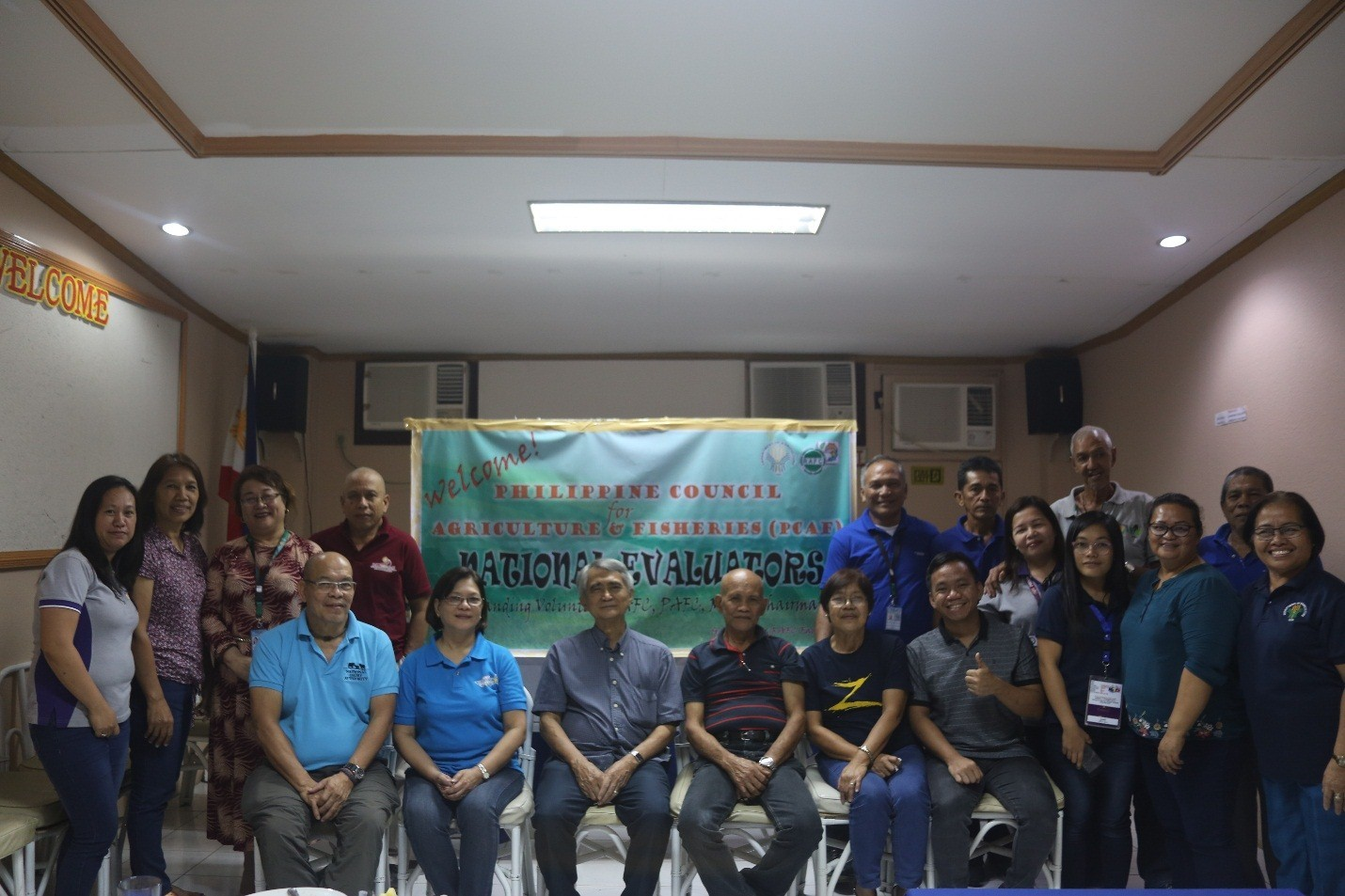 R-10 nominees for Outstanding AFC chairpersons evaluated for nat'l search