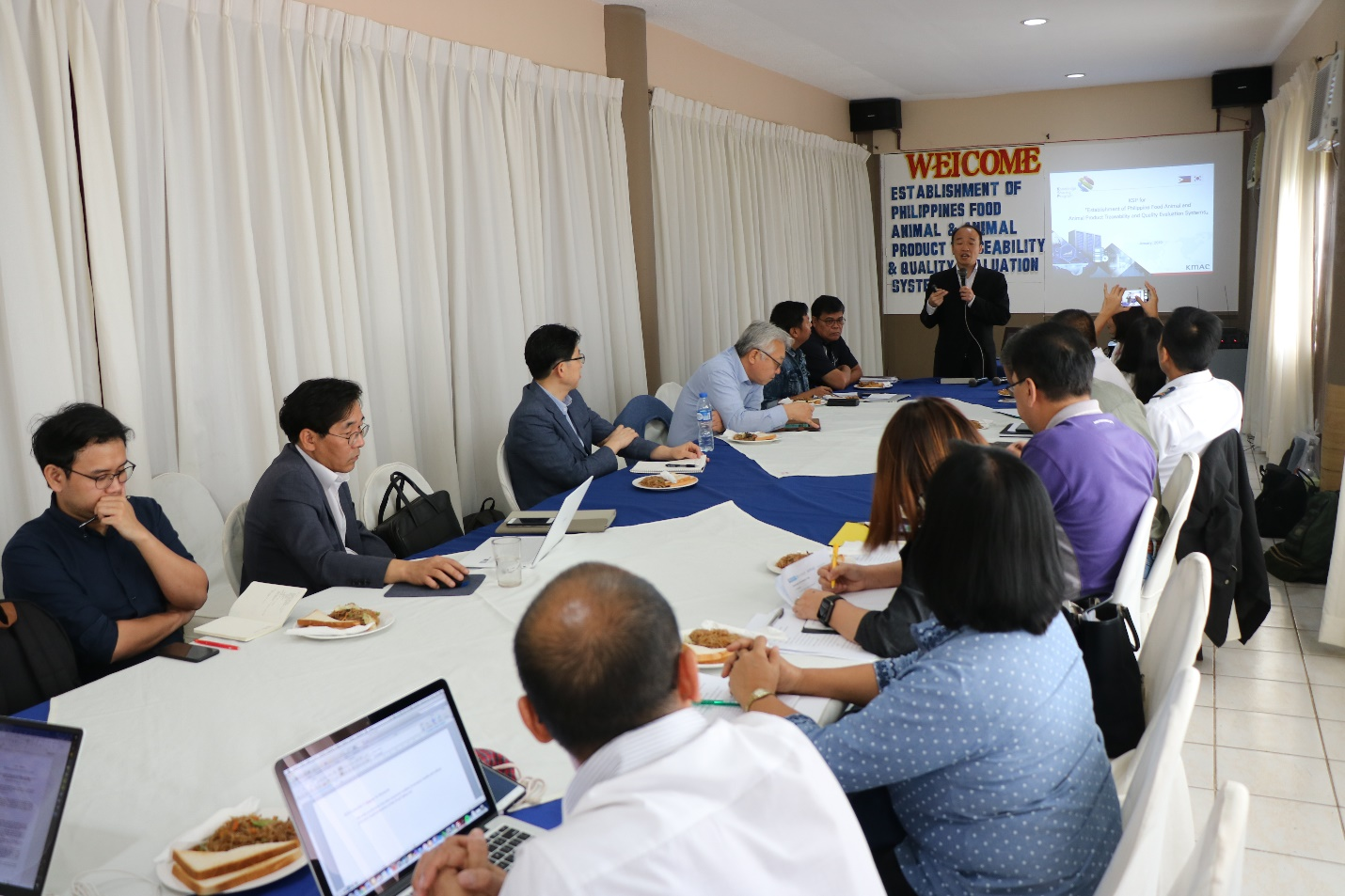 Korean consultants, livestock stakeholders tackle traceability system for food animal, animal products