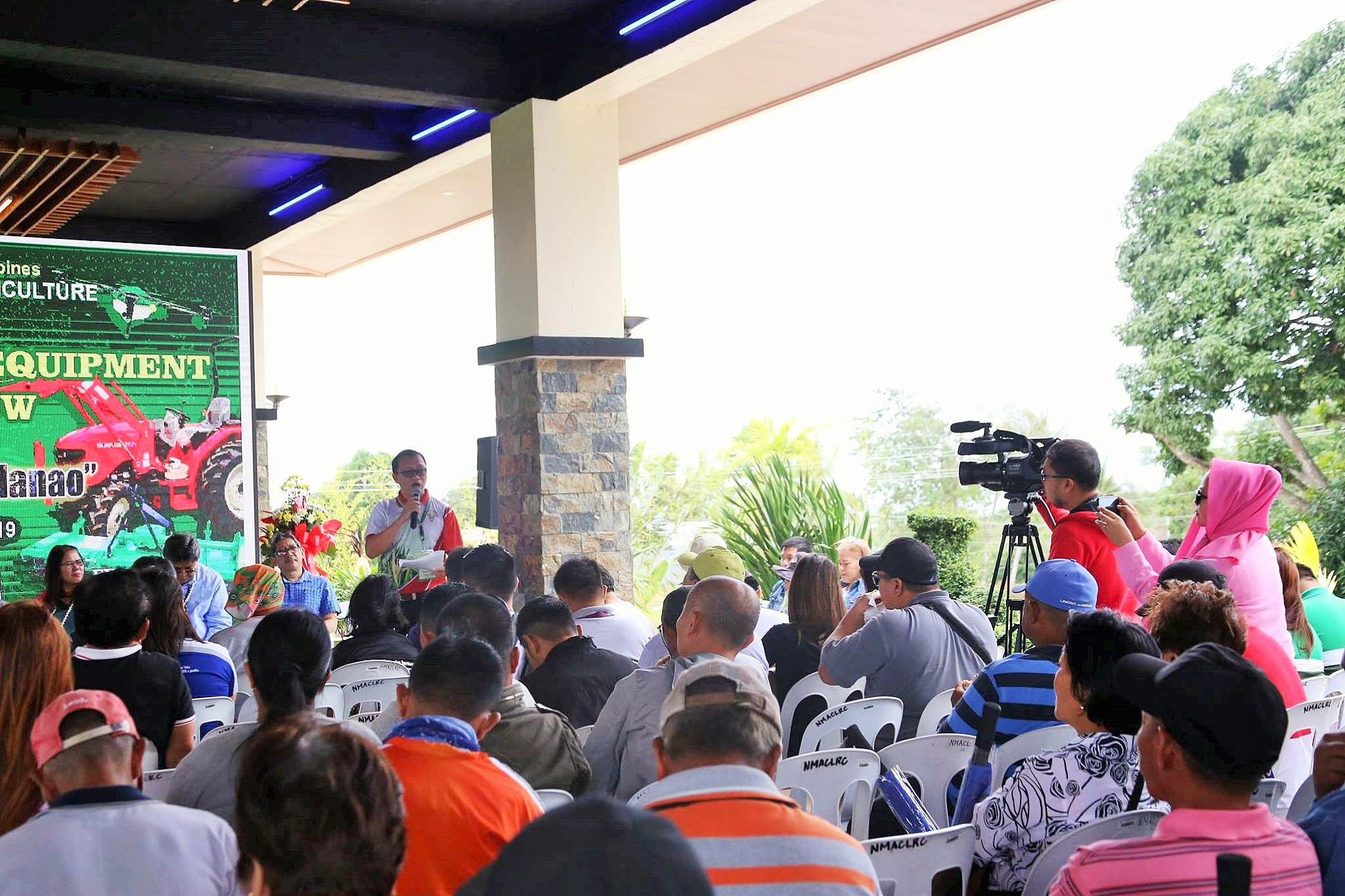 Agri-machinery roadshow kicks off in Laguindingan town