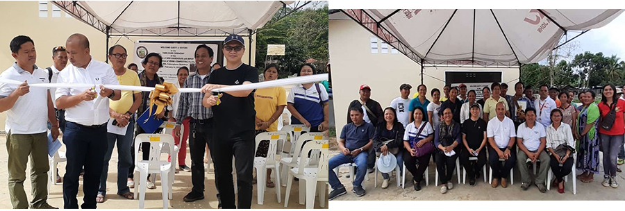 Cabanglasan town farmers to foment agri-dev't thru DA's P1.2-M package of support