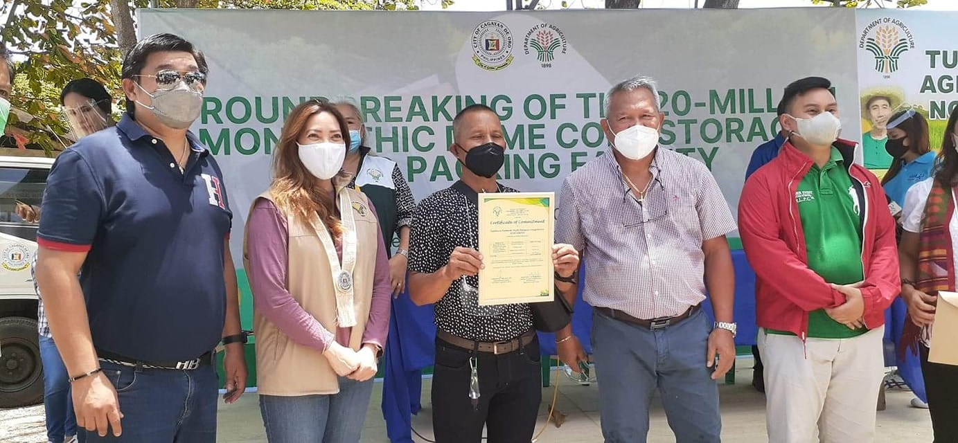 CdeO's Canitoan Farmers MPC gets P1-M enhanced Kadiwa grant from DA-10